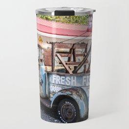 Fresh Fish Truck Travel Mug