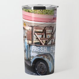 Fresh Fish Truck Travel Mug