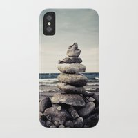 magic the gathering iPhone & iPod Cases featuring Gathering by Olivia Joy StClaire