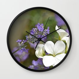 Scented Summer Wall Clock