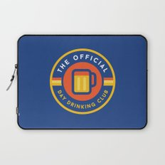 Day Drinking Club Laptop Sleeve