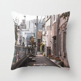 Tokyo 38 Throw Pillow