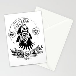 Garden Reaper Stationery Cards