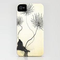 Thistles iPhone (4, 4s) Slim Case