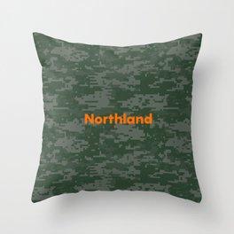 Northland Camo Throw Pillow