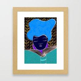 Libro Framed Art Print