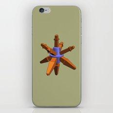 Unibot iPhone & iPod Skin