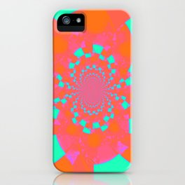 loud confusion iPhone Case