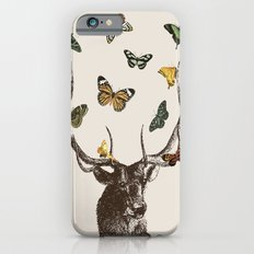 The Stag and Butterflies Slim Case iPhone 6s