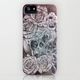 Modern Decay iPhone Case