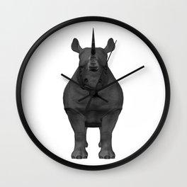 Rhinoceros, Rhino Wall Clock