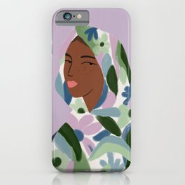 The Scarf iPhone Case