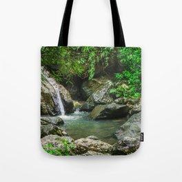 Tropical Pool Tote Bag