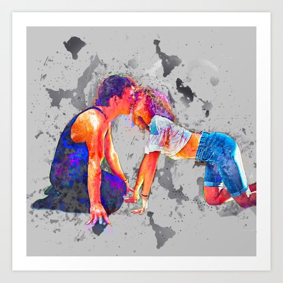 Time of My Life (Timeless Love III) Art Print