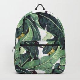 The Golden Girls Blanche Devereaux Banana Leaves Tapestry Backpack