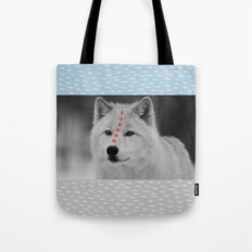 Silent Kingdom Tote Bag