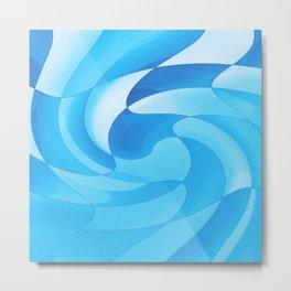 262 - Abstract design Metal Print