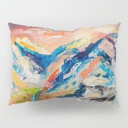 HIMALAYAN LANDSCAPE Pillow Sham