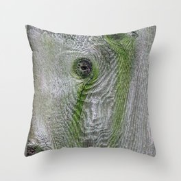 Love the Green Throw Pillow