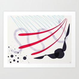 Yazmin Art Print