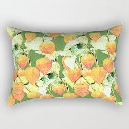 Chinese lantern plant Rectangular Pillow