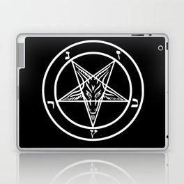 Ave Satanas (White) Laptop & iPad Skin