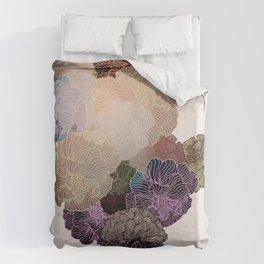 Florals // Pattern III Duvet Cover