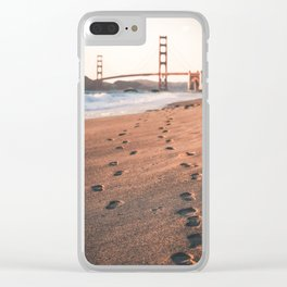 Element: Water (010) Clear iPhone Case
