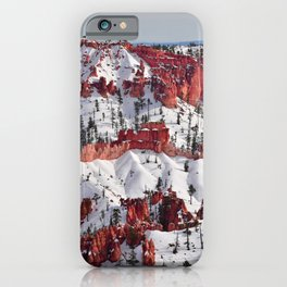 Bryce Canyon - Sunset Point III iPhone Case