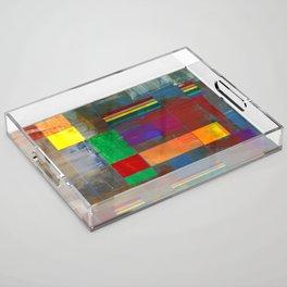 MidMod Rainbow Pride 2.0 Acrylic Tray
