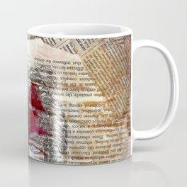 Vesalius mourning skeleton Coffee Mug