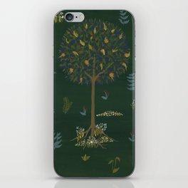 The Gilded Garden iPhone Skin