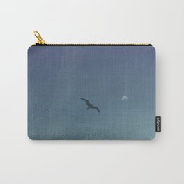 The seagull and the moon Carry-All Pouch