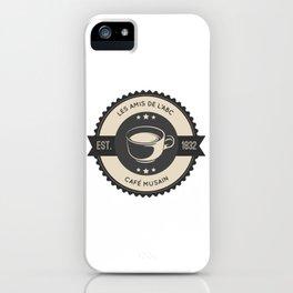 Café Musain iPhone Case