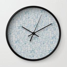 An Overnight Trip Wall Clock