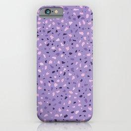 Terrazzo AFE_T2019_S1_15 iPhone Case