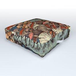 Flourish Outdoor Floor Cushion