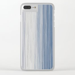 the strokes Clear iPhone Case