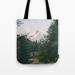 Mount Hood XIV Tote Bag