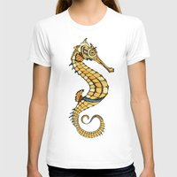 seahorse T-shirts featuring Seahorse by Andreas Preis