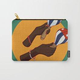 Cuban Maracas Carry-All Pouch