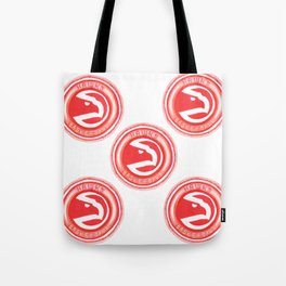 HAWKS HAND-DRAWING DESIGN Tote Bag