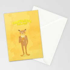 the cuss am i? Stationery Cards