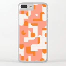 Puzzle Tiles #society6 #pattern Clear iPhone Case