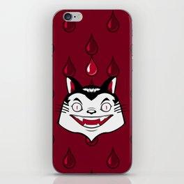Count Dracula Von Kitteh iPhone Skin
