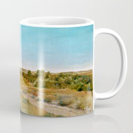 William Merritt Chase - First Touch Of Autumn - Digital Remastered Edition Coffee Mug