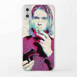 Kurt i Clear iPhone Case