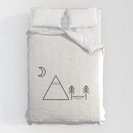 Mountain Hammock  Comforters