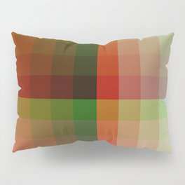 Color harmony ...red , green Pillow Sham