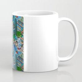Pixelland Coffee Mug